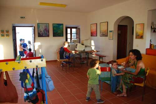 expo in Aldea das Amooreiras